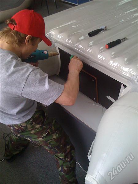 ремонт лодок пвх цены на ремонт
